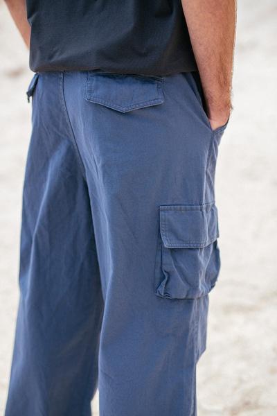 Φαρδύ παντελόνι cargo