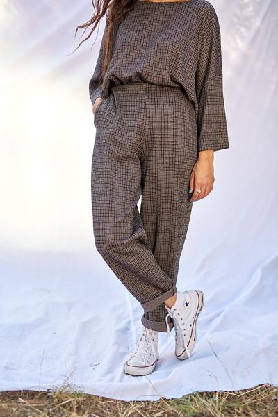 Παντελόνι με λούρεξ
