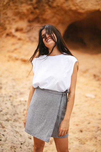 Μίνι φούστα φάκελος