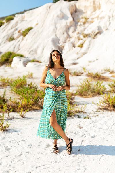 Κρουαζέ φόρεμα