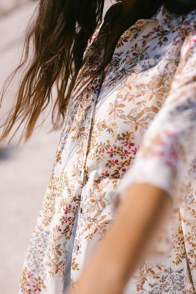 Εμπριμέ πουκάμισο