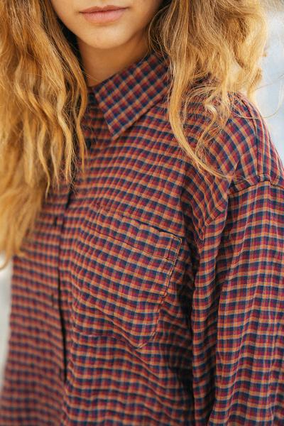 Κοντό πουκάμισο