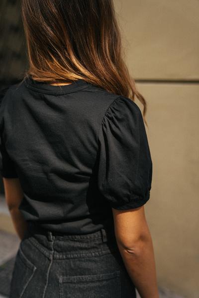 Μπλούζα με σούρες