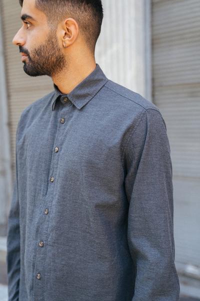 Βαμβακερό πουκάμισο