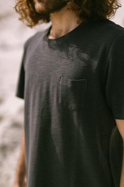 Κοντομάνικο βαμβακερό μπλουζάκι