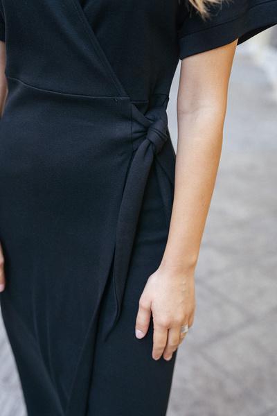 Μίντι φόρεμα